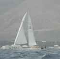 Auf dem Weg von La Graciosa nach Lanzarote 2013