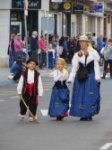 Traditioneller Festumzug auf La Gomera
