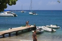 Antigua 2015 Dinghisteg English Harbour
