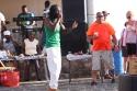 Bei dem Sound können die Füsse nicht stillstehen - Antigua 2015 Shirley Heights