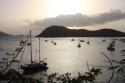 Illes de Saint 2015 Ankerbucht