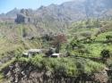 Ribeira do Paul auf Santo Antao, Kap Verden -ein traumhaft schoenes und sehr gruenes Tal