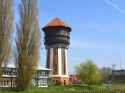 Der alte Wasserturm in OL