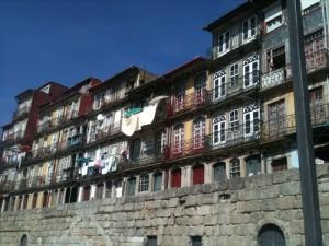 Hier wird noch gelebt, mit unverbaubarem Blick auf den Douro