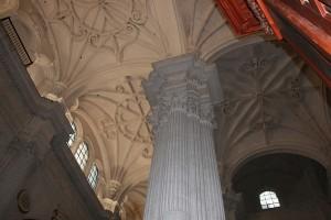 Blick in die Kathedrale