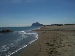 The Rock - aus jeder Perspektive und Entfernung beeindruckend