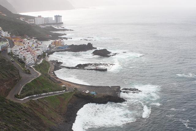 Blick vom Mirador auf El Pris