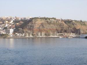 Yachthafen von San Sebastian, Gomera