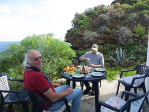 Angekommen in Puntajallan, Puerto Baja - oder im Haus am Ende der Welt