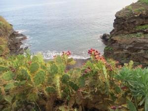 Badebucht auf La Palma
