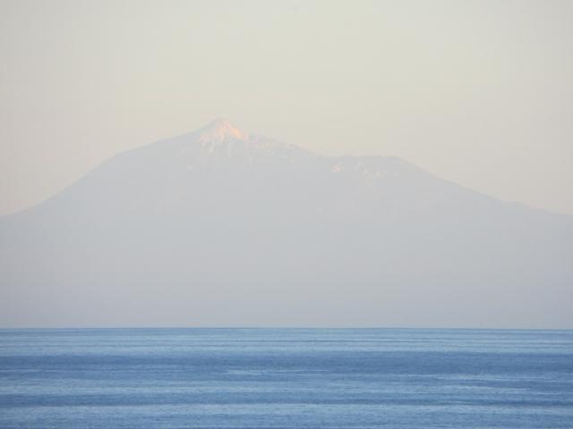 Der Teide beeindruckt uns auch von La Palma aus immer wieder neu