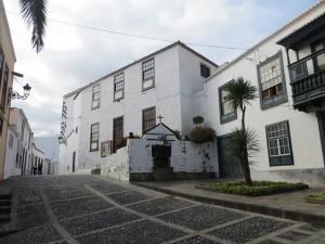 Erste Eindrucke von Santa Cruz de la Palma