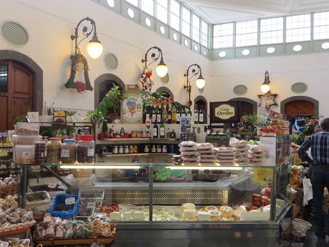 Mercadillo von Santa Cruz de la Palma - alles ist sehr stilecht