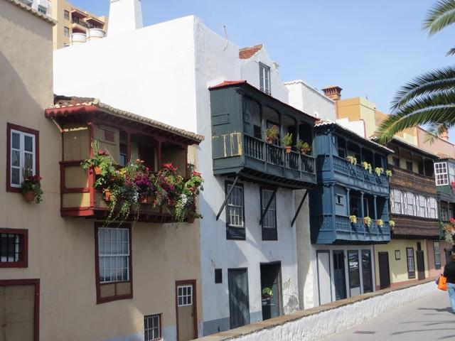 Los Balcones - Santa Cruz de la Palma