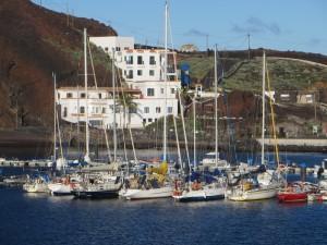 La Restinga - ein kleiner, heimeliger Hafen