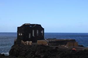Das kleinste Hotel El Hierros steht in Las Puntas