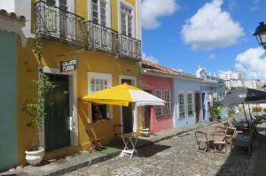 Im Centro Historico von Salvador do Bahia