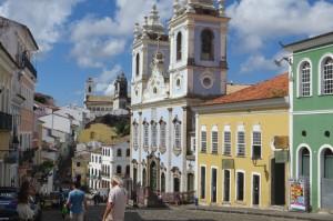 Igreja Nossa Sra do Rosario dos Pretos