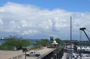 Eine neue Perspektive - Boatyard Bahia-Marina