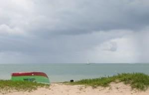 Am Strand von Cabedelo