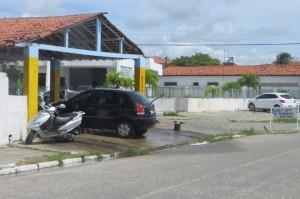 Autowaschanlage in Cabedelo - schon auch etwas anders wie in Europa!