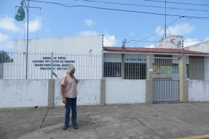 Marinha dos Portos, die Hafenbehörde in Cabedelo