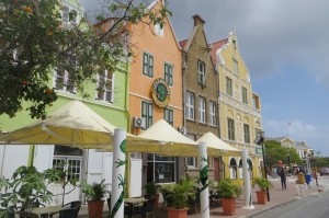 Waterfront in Willemstad