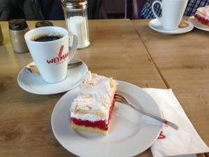 Himmel und Hölle - himmlisch gut! Boxenstop im Baumarkt-Cafe