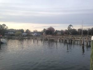 Fishingbay bei Tag