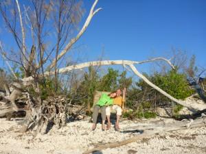 Für uns romantisches Schaukeln, für die Bewohner von Christmas Island ein kleines Stückchen Luxus mit Blick auf den Sonnenuntergang. Den gibt es gratis hier in Key West