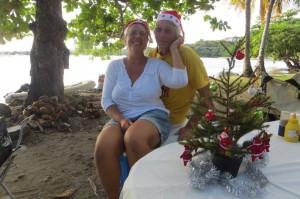 Weihnachten 2014 Grenada, Prickley Bay - unvergesslich und so ganz anders