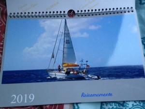 Titelbild für den Kalender 2019
